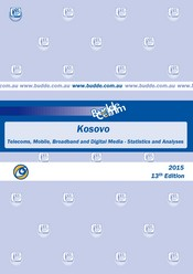 Kosovo-Telecoms, Mobile, Broadband and Digital Media-Statistics and Analyses